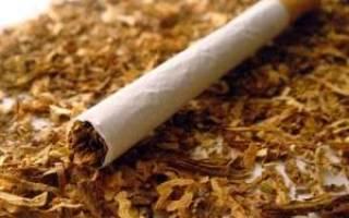 В каких сигаретах настоящий табак без добавок