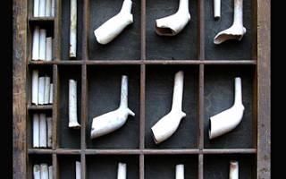 Из чего делают трубки для курения табака