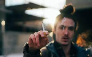 Бросать курить надо резко