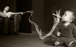 Виды курения активное и пассивное