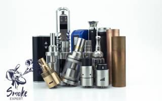 10 Лучших электронных сигарет