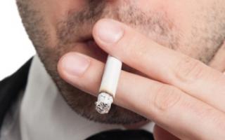 Вред курения на сердце человека
