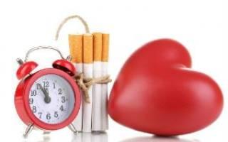 Как влияет курение на сосуды сердца