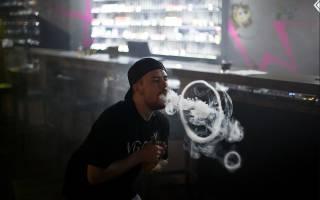 Жидкость для сигаретной затяжки