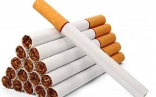 Вес одной сигареты с фильтром