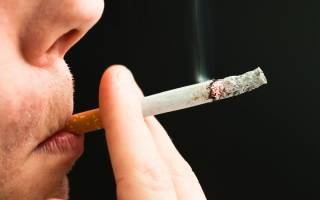 Изжога от сигарет причины