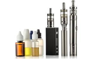 Вредят ли электронные сигареты