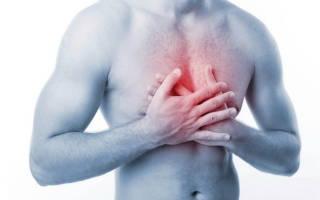 Болит грудная клетка после курения