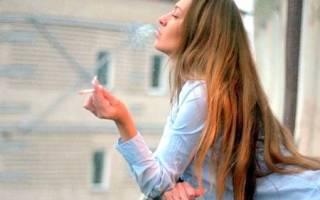 Закон о курении на балконе