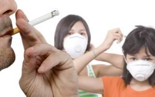 Аллергия на табак у курильщика симптомы