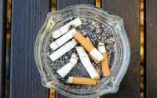 Бросил курить болит печень