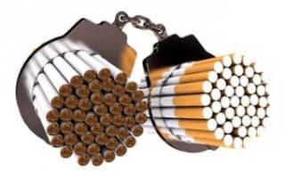 Зависимость от курения это