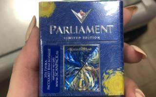 Виды сигарет парламент по крепости