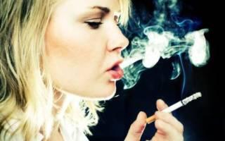 Влияние курения на щитовидную железу