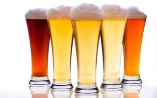 Запах от пива сколько держится