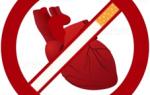 Влияние курения на сосуды и сердце