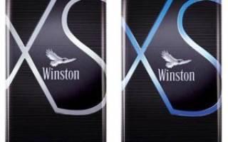 Winston xs silver характеристики