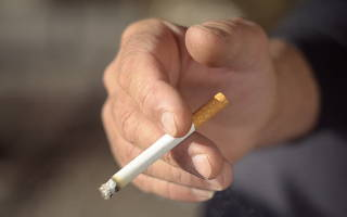 Если бросишь курить то поправишься