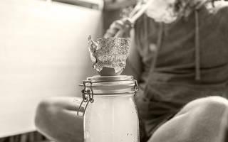 Как делать кальян из бутылки