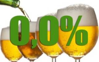 Вред безалкогольного пива для мужчин