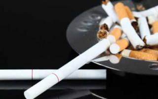 Вкус сигарет с ментолом