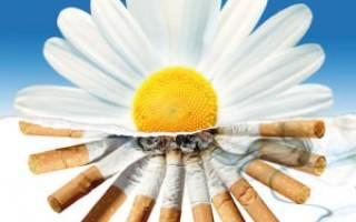 Бросить курить навсегда народными средствами