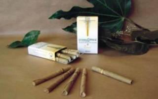 Есть ли сигареты без никотина