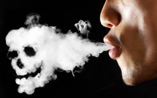 Все болезни от курения