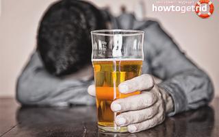 Как бросить пить пиво по вечерам
