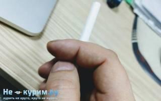 Как избавиться от запаха табака на руках