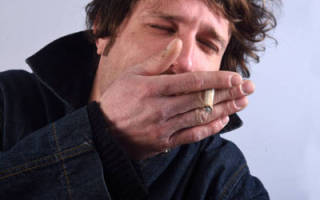 Как вылечить кашель от сигарет