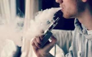 Из чего состоит электронная сигарета