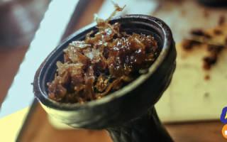 Из чего сделан табак для кальяна