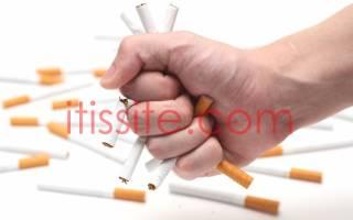 Как бросить курить без вреда для здоровья