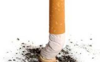 Если не курить месяц