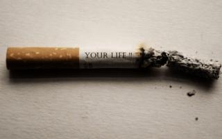 Бросил курить после 20 лет курения