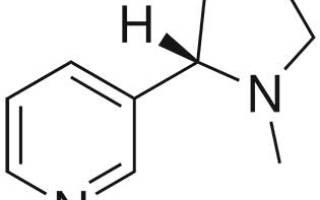 Зачем нужен никотин в организме