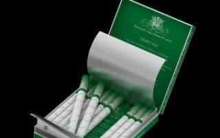 Вред сигарет с ментолом для мужчин