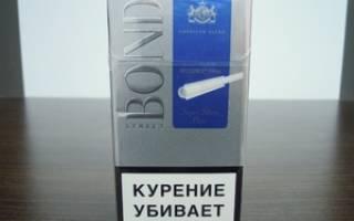 Бонд с кнопкой содержание никотина