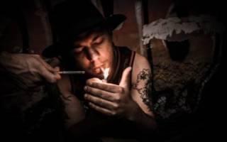 Влияние курения на организм мужчины