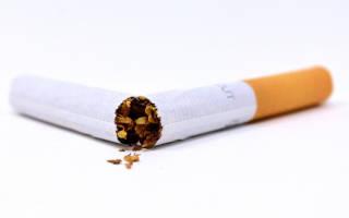 Если мама курит при грудном вскармливании