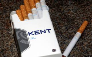 Виды сигарет с ментолом