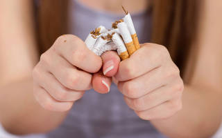 Влияние курения на эмбриональное развитие ребенка