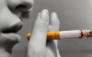 Икота после курения: причины, лечение
