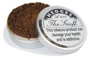 Для чего нюхали табак в старину