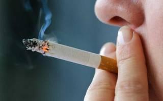 Бросил курить повысилась потенция