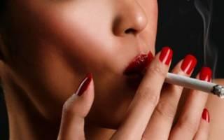 Аллергия на сигареты как проявляется