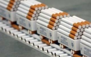 Безопасные сигареты в россии