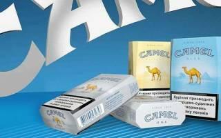 Camel все виды сигарет