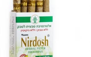 Nirdosh сигареты отзывы медиков